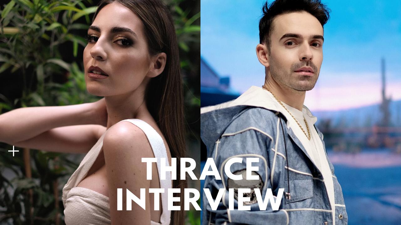 Thrace Interview with Kate Linn & Monoir