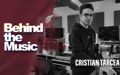 Behind The Music ▸ Cristian Tarcea (Monoir)